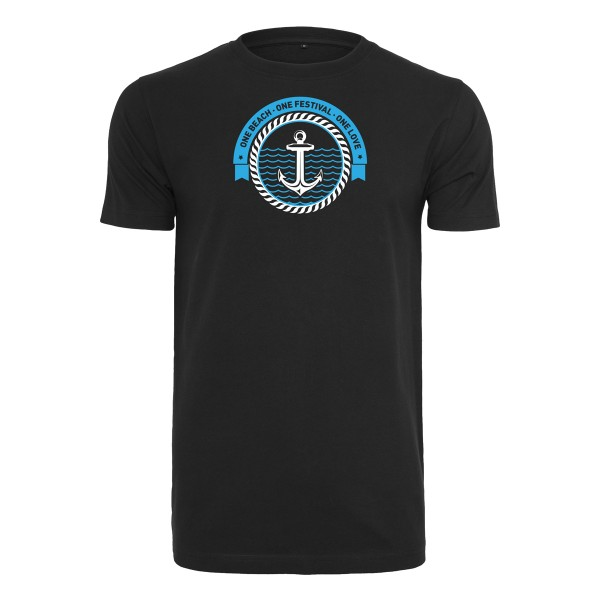 Anker Logo - T-Shirt Klassik