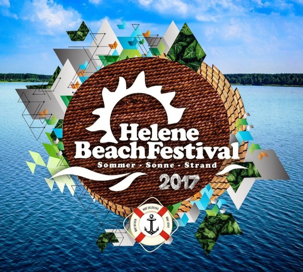 HELENE BEACH FESTIVAL - CD - 2017
