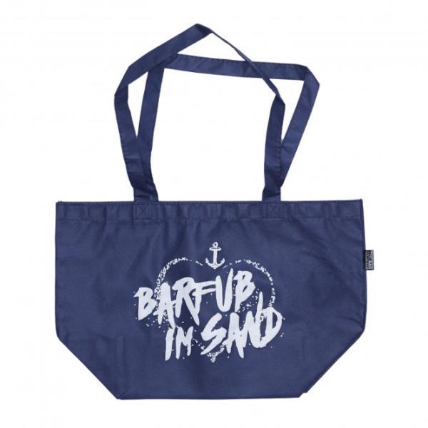 BARFUß IM SAND - Strandtasche