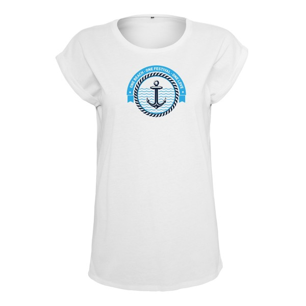Anker Logo - T-Shirt Female