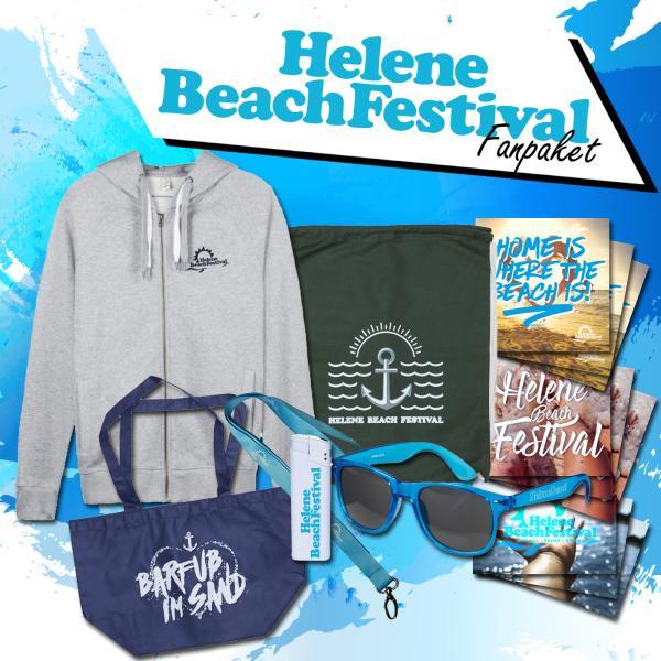 Helene Beach Festival - Fan Paket